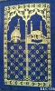 Cosy Islamic Prayer Carpet BLC-056