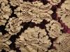 40d nylon rayon upholstery velvet-gold foil,bronzing