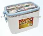 Zhenemei Candy 5 pieces fruit flavor chewying gum in Lunchbox