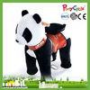 Ponycycle plush cute panda mechanical animal toys
