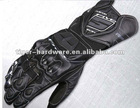 New Leather gloves Motorbike gloves Racing gloves long model Five RFX1