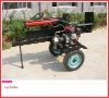 42 Ton Horizontal/Vertical Log Splitter With CE