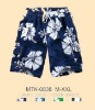 2012 men contrast printed beach shorts