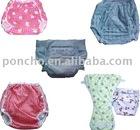 PVC baby shorts