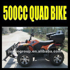 Quad Bike 500CC with Snow Plough