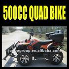 Quad Bike 500CC with Snow Plough