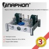 Naphon Professional IPOD control Hi-Fi New technology Power Amplifier Silver H-122