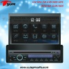DVD-7025 7inch in dash car dvd player with detachable front panel