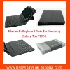 Bluetooth Keyboard Case for Samsung galaxy P1000