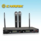 UHF wireless microphone series