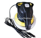 Portable electric car polishing machine