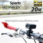 120 degree wide-angle rd32 hd720p sports camera