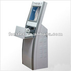 a4 kiosks with laser printer