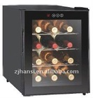 33L wine cooler/ cooler & warmer/ cooling box/mini fridge