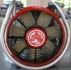 Firefighting Positive-pressure Smoke Ventilator with USA Pericom company small gasoline engine