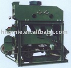 Stone selecting and removing machine