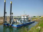 500KW dismountable dredging vessel