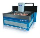 CNC glass edge grinding machine