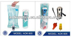 BPA free, emergency using, outdoor water filter bag