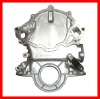 Aluminium engine timing cover