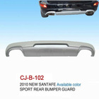 REAR BUMPER GUARD FOR HYUNDAI SANTAFE SPORT 2010 GOOD QUALITY