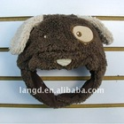 winter cute animal baby hat