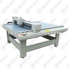 DCH Carton Box Flat Bed Cutting Plotter
