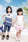 2011 New design korean children clothes-girl blouse