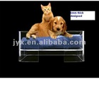 Comfortable Acrylic pet kennel , Acrylic pet house ,