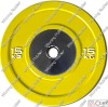 fitness or olympic rubber weight plate