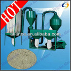 High capacity wood powder mill