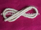 Woven hemp rope