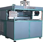 Thick sheet plastic forming machine