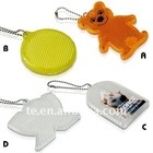 Bear Shape Safety Reflector