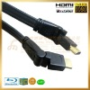 360 rotate cable, Standard HDMI Cable, flat hdmi cable full HD