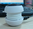 Mini Mobile Speaker, Hamburger Shaped, Multi-colors Choice