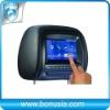 """7""""Touch screen,Built-in calculator,Headrest DVD player"""