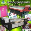 flatbed inkjet wide format uv printing machine
