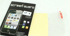 clear screen protector scratch resistant