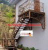 Modern outdoor handrails for steps(LB-I-H-0205)