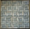 Natural Slate Mosaic Pattern With Mesh Back