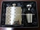 high quality hip flask gift sets