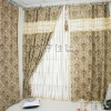 fashion jacquard window curtain