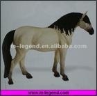 custom plastic horse figure