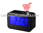 Hot seller!! LED Projector alarm Clock with talking functions