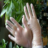 disposable vinyl gloves/vinyl powder free or powdered gloves