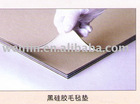 RFID inlay laminating pad,silicon laminating pad,woolen laminating pad