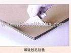 RFID inlay laminating pad,silicon laminating pad,woolen laminating pad