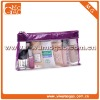 2012 promotional transparent PVC cosmetic bag