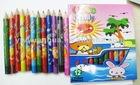 """3.5"""" colours pencils for kids"""